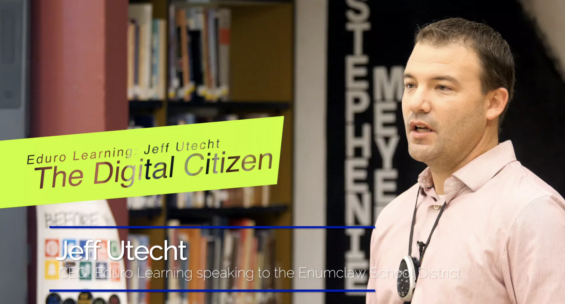 Enumclaw School District – The Digital Citizen